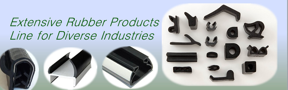General Rubber Extrusion Product